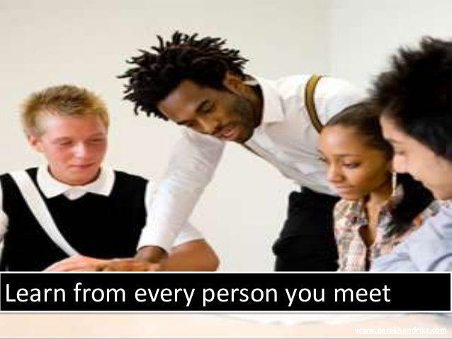 Do not major in minors www.derekhendrikz.com