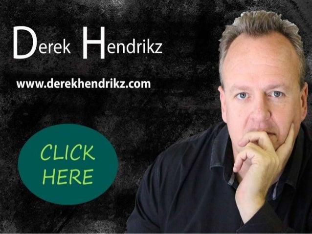 Motivating your Team by Derek Hendrikz