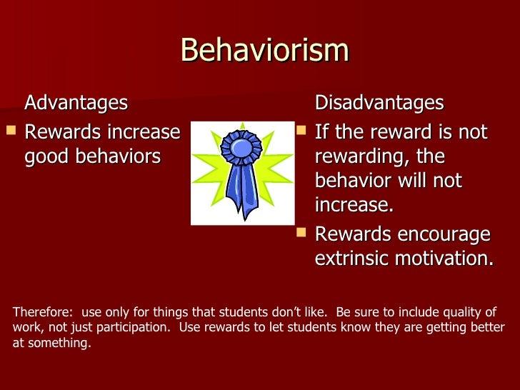 rewarding positive behaviour in the classroom