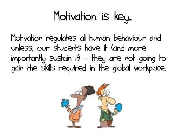 Visual blog Motivating College Students