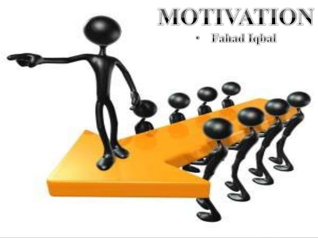 What is Motivation?  Motivation refers to the process by which a person's efforts are energized directed and sustained to...