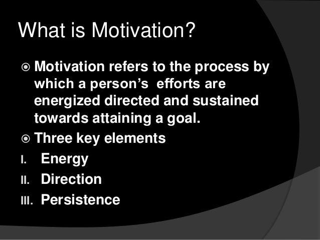 Motivation Slide 2