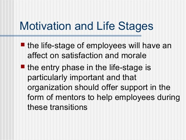 meaning of motivation and how this will affect the employees of an organization Motivation is a process that starts with a  motivation offers several importance to he organization and to the employees:  did this feeling affect your job.