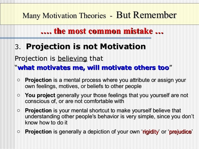 managing in organisations essay on motivation Several theories attempt to explain how motivation works in management a supervisor is concerned with and for the rewards a person seeks in an organization.