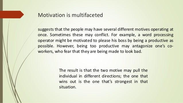 organisational behaviour and motivation at semco Motivation definition: the reason or reasons to act in a particular way it is what makes us do things and carry out tasks for the organisation.