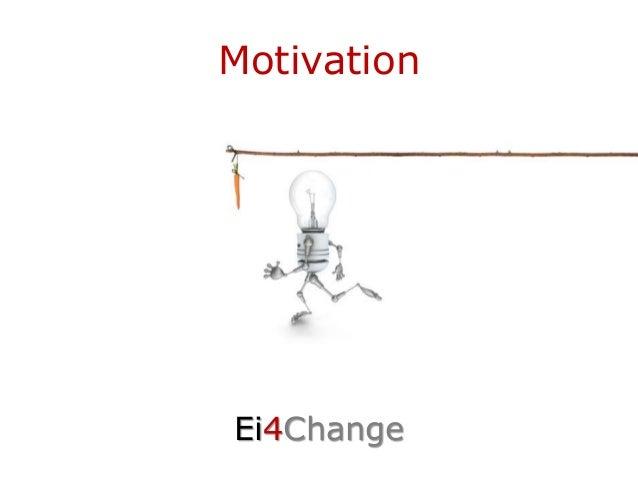 Motivation Ei4Change
