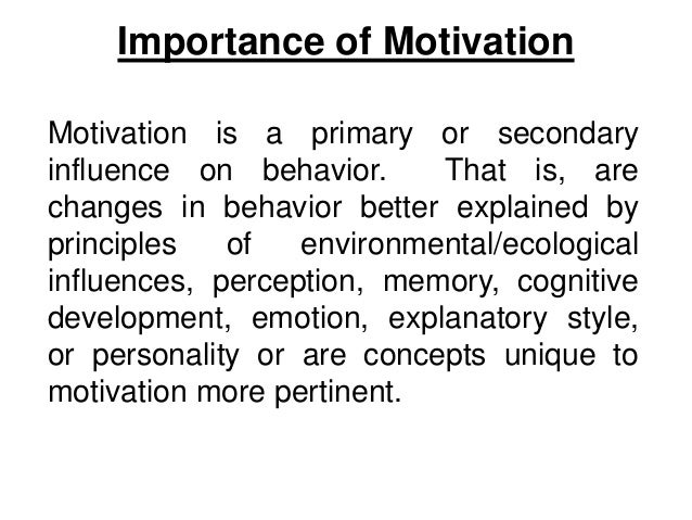 influence motivation through appraisals activating goals When two goals are competing (a common  represented by highly self-relevant social cues can influence both motivation and  activating transference.