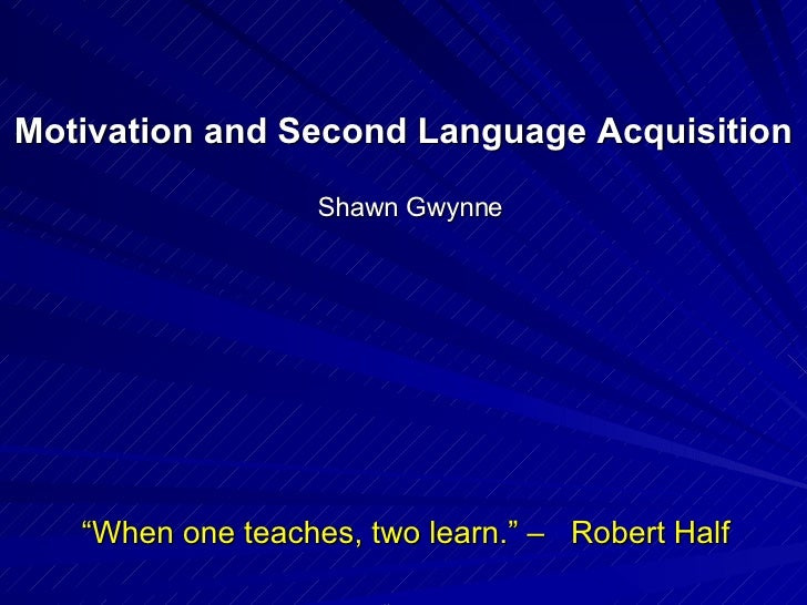 thesis about second language acquisition Essays on malcolm x phd thesis second language acquisition homework help swainson hawk online dating dangerous essay.