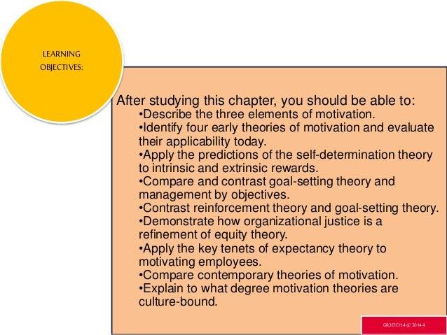 Motivation Concepts :Organizational Behavior Slide 2