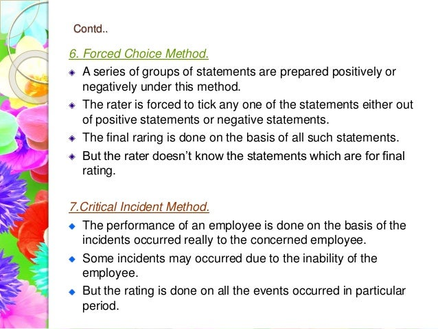pros and cons of performance appraisal tools 2012-5-26  describe the appraisal process  develop, evaluate, and administer at least four performance appraisal tools  list and discuss the pros and cons of six appraisal.