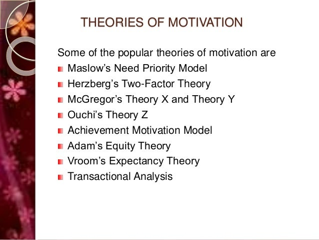 case study 2 factor expectancy equity To spell out the dominant characteristics of expectancy theory, and 2 to understand the merits and advantages and the limitations and weaknesses of the expectancy  herzberg's two factor theory and mcclellands theory of needs examples of process theories are - cognitive evaluation theory, reinforcement theory goal setting theory, equity.