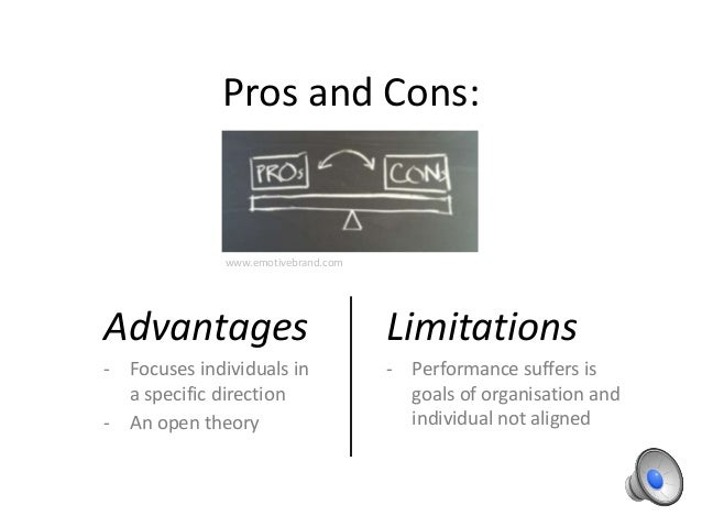 maslows hierarchy of needs pros and cons