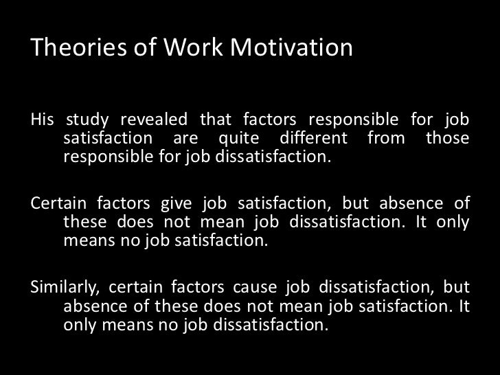a discussion on the causes of motivation We discuss the outcome- and process-focused dimensions of motivation and  ( 2012) concluded that exercising self-control causes temporary shifts in.