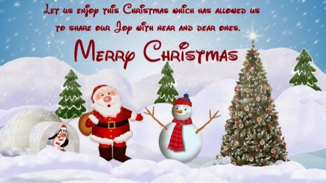 Motivational Merry Christmas Messages, Greetings And Wishes
