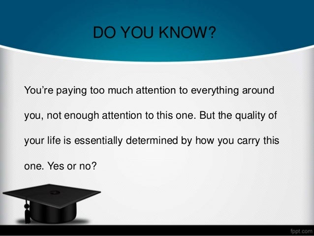self actualization and extraversion essay The following outline is provided as an overview of and topical guide to the self: self – an individual person, from his or her own perspectiveto you, self is you.
