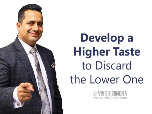 Motivational Quotes By Dr Vivek Bindra Leadership Trainer