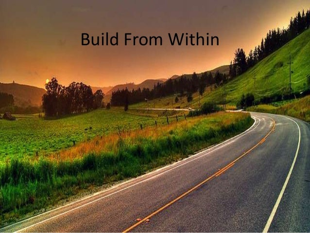 Build From Within