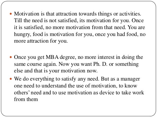 Application of motivation theories on google
