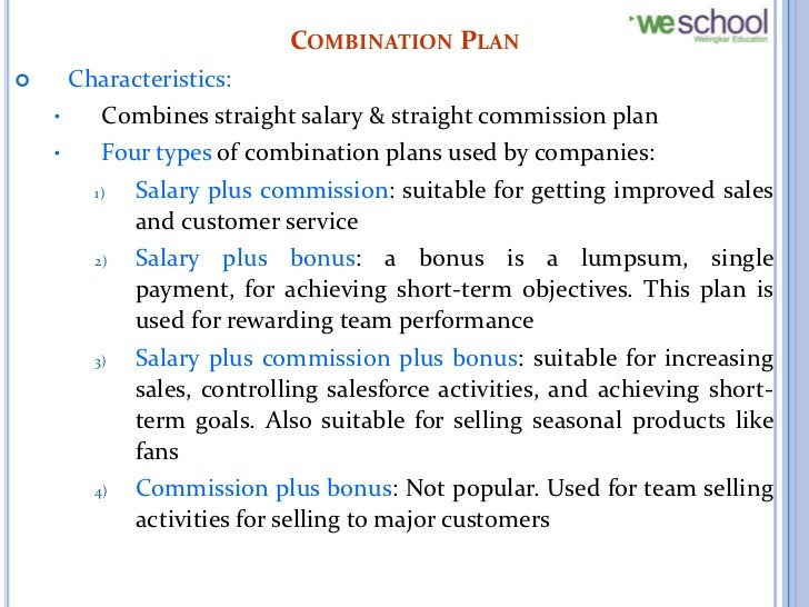 motivating japanese salespeople straight salary or commission Straight commission using this structure, companies compensate their sales reps only for the items they sell there are various industries that use straight commission structure including real estate, cosmetics, and most retail sectors.