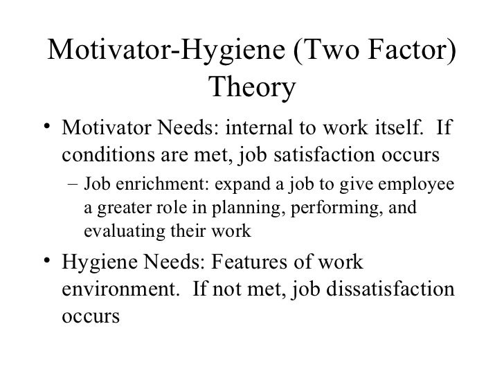 motivation and job satisfaction paper