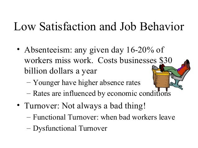 relationship between education and job satisfaction
