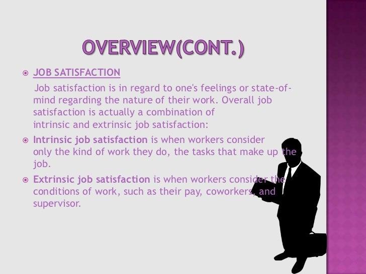 job satisfaction and motivation essay Motivation and satisfaction of employees in the workplace maja rožmanmaja rozman@studentumsi, sonja trevensonjatreven@umsi and vesna.