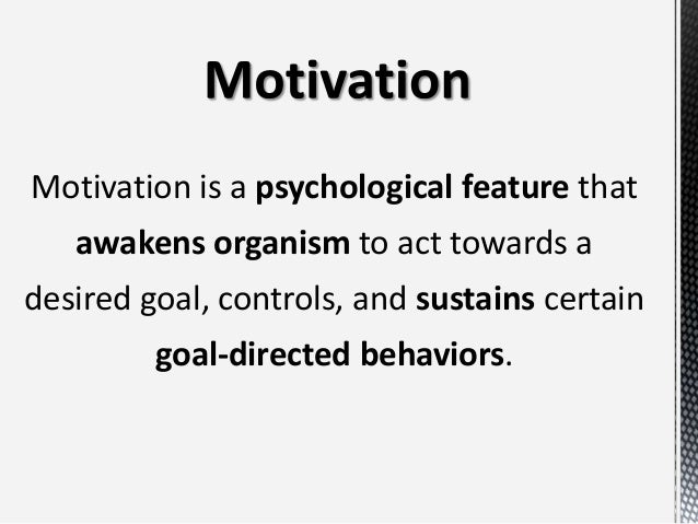 motivation and job design Key takeaways key points the key inputs for a strong job design are a task, motivation, resource allocation and a compensation system taylorism, or scientific.