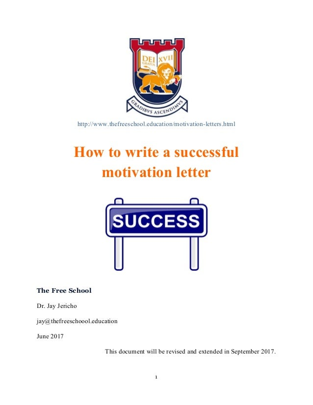 Motivation letter and motivation essays college applications 1 httpthefreeschoolcationmotivation lettersml thecheapjerseys Image collections