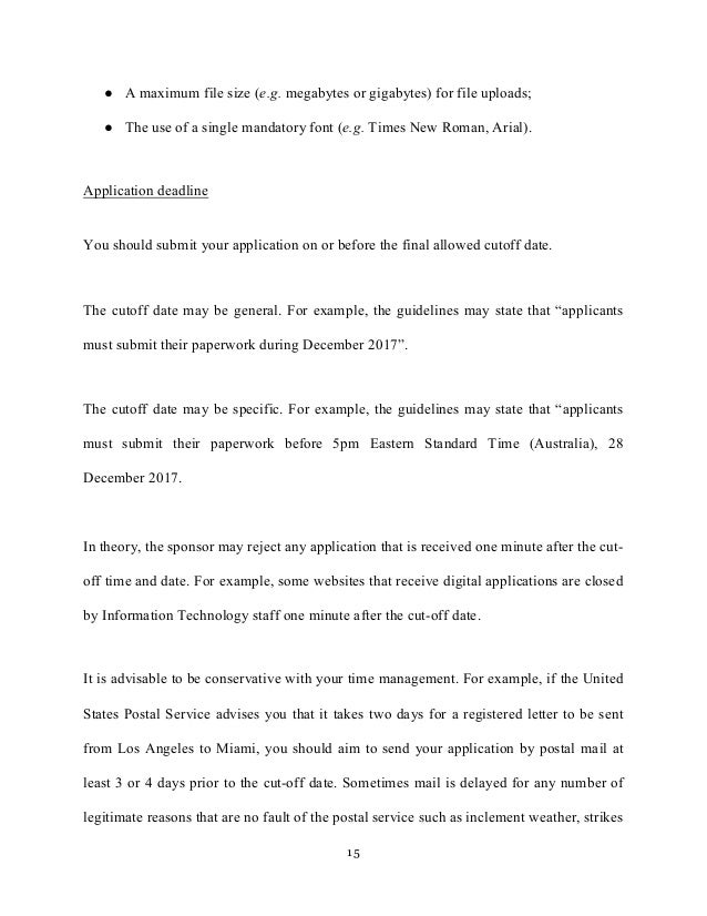 personal statement letter sample