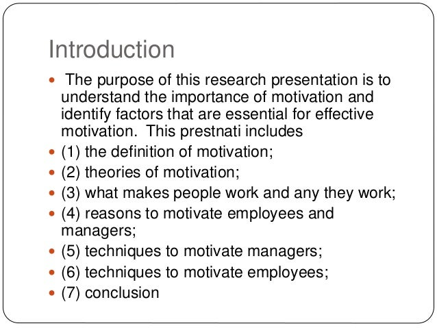 motivation in the workplace and elements According to motivation and leadership at work (steers, porter, and bigley, 1996), in the early.