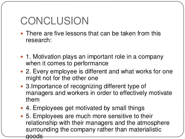 motivate in the work place Which theory of motivation is followed in your organization read more to know two unique aspects of theory of employee motivation: theory x & y.