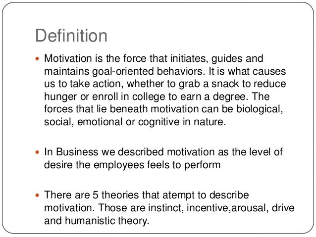 motivation of employees in the work place definition iuml130151 motivation