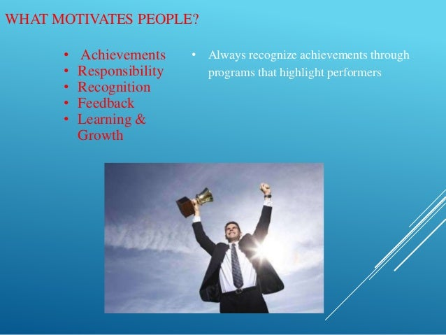 the different theories for motivating an employee Discover the most well-known employee motivation theories here is an overview of the different needs theories we've can be combined to form a motivating.