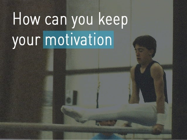 Want to Stick to Your Training? Tap Into Your Long-Term Motivation