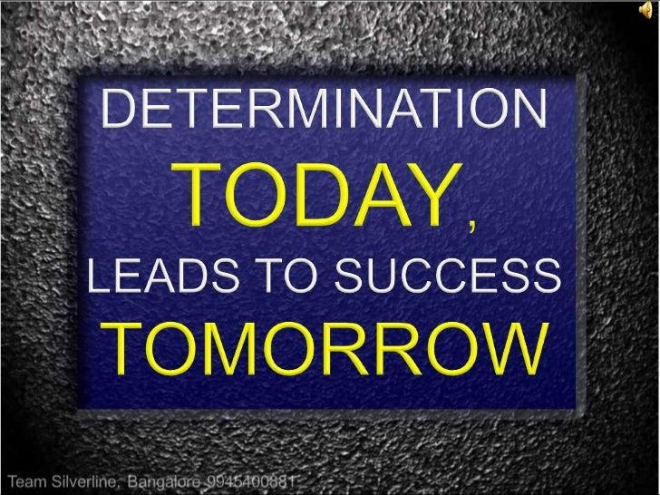 Motivation Success Dreams