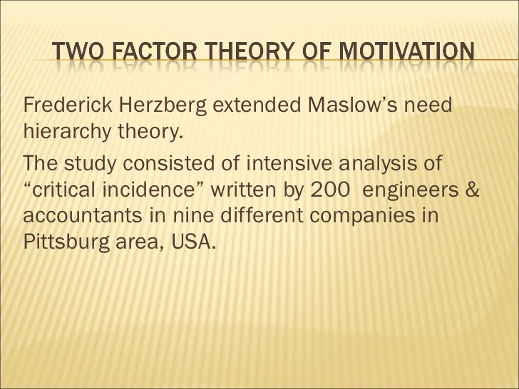 motivation concept analysis 2015-5-26 abstract aim to report an analysis of the concept of 'meaning in work' background associated with initiatives to improve the quality of working life and the emerging movement of positive organizations, 'meaning in work' has been studied as a positive individual-level state.