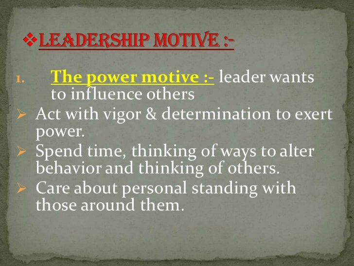 one of characteristics of clinical leader