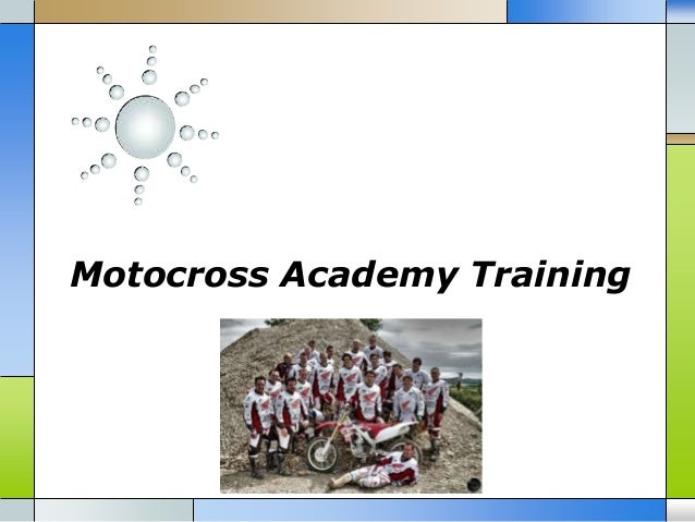 Motocross Academy Training