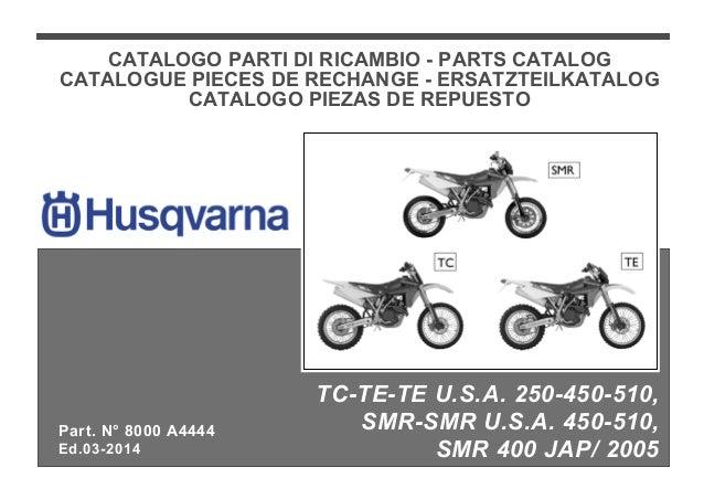 Motocross tc 510 2005