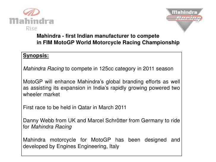 MotoGP Announcement on Jan 21, 2011