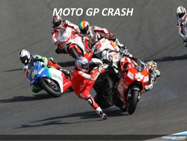 MotoGP Crash ppt Slide 2