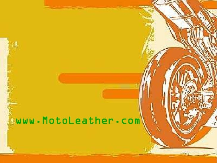 Motoleather accessories that satisfy!