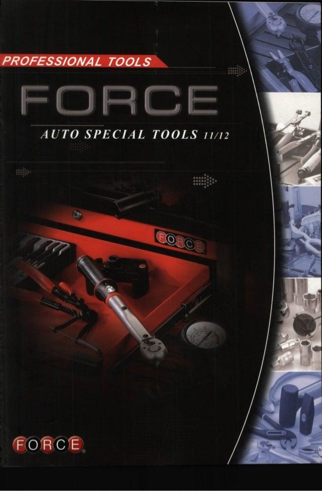 AUTO SPECIAL TOOLS 11/12 ! » i. í| •» ^ >• •