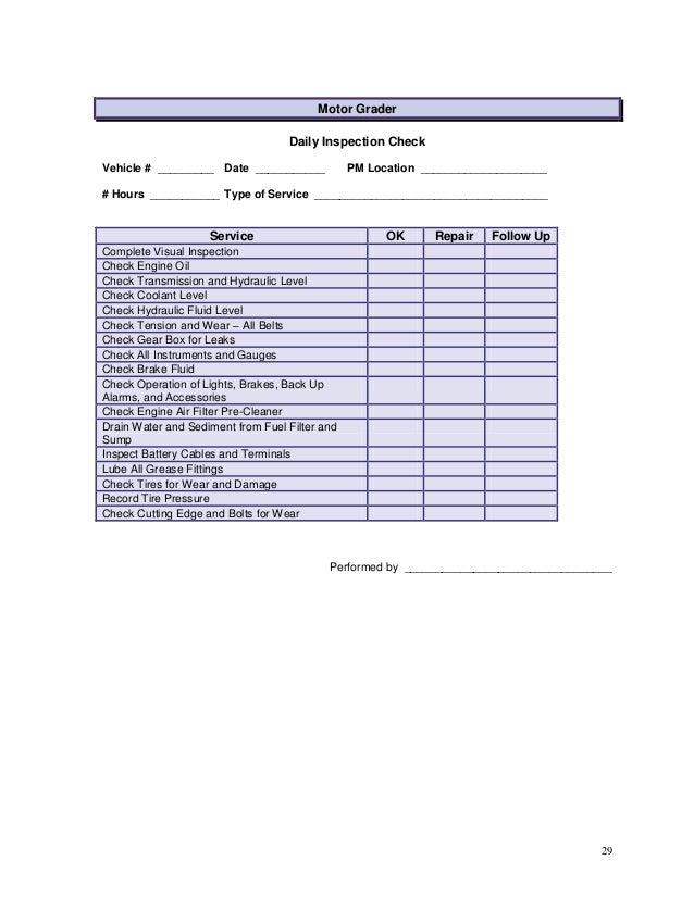 Motor grader-manual