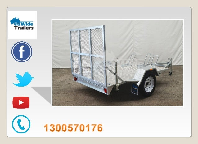 Oz Wide Trailers is the producer of a range of high quality trailers, trailer parts and accessories.