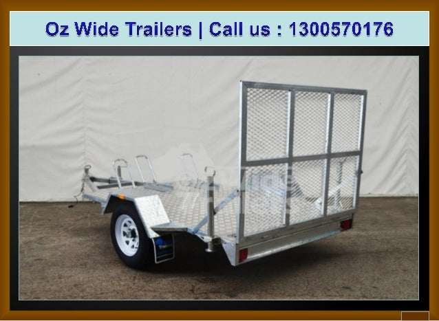 Oz Wide Trailers | Call us : 1300570176 Oz Wide Trailers is the producer of a range of high quality trailers, trailer part...
