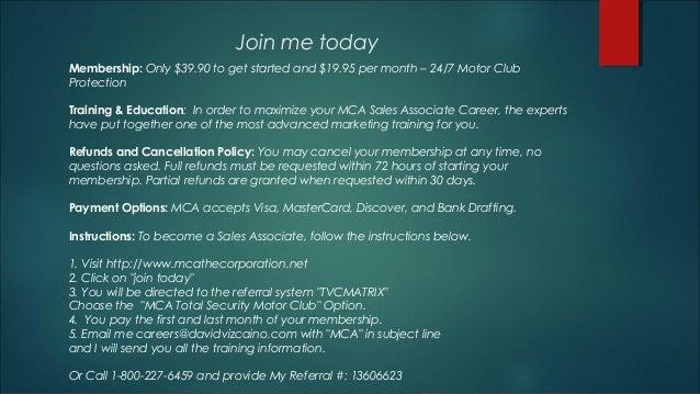 Motor club of america Motor club of america careers
