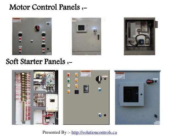 Motor Control Panel And Soft Starter Panels Online