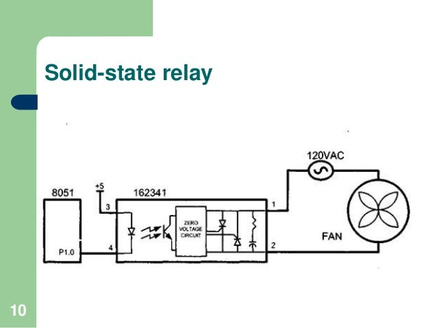 Electrical Relay And Solid State Relays For Switching