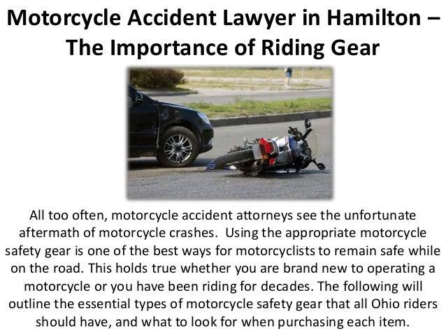 Motorcycle accident lawyer in hamilton, ohio
